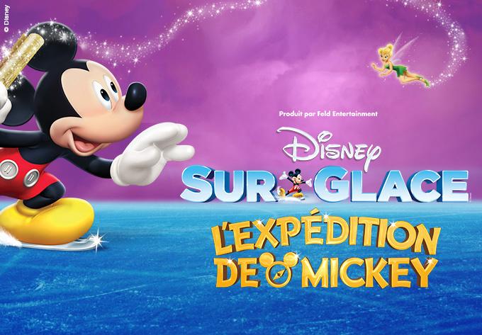 Disney Sur Glace - L'expédition de Mickey