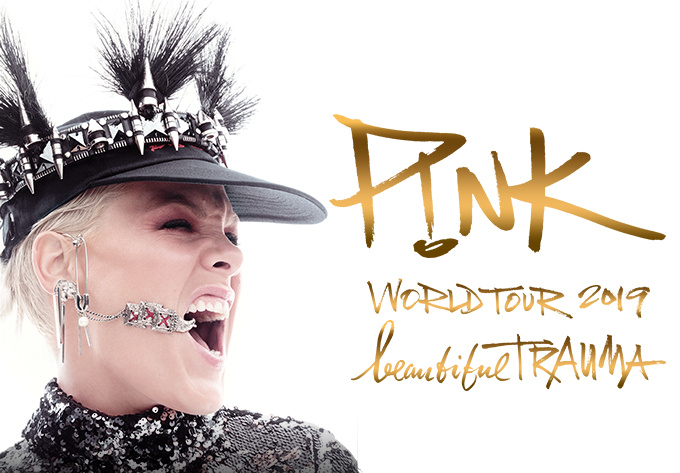 P!nk - May 17, 2019, Montreal