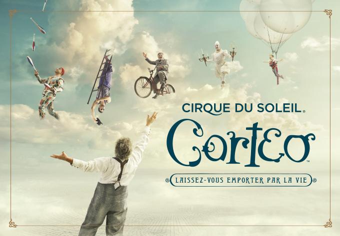 Cirque du Soleil: Corteo - December  6, 2018, Quebec