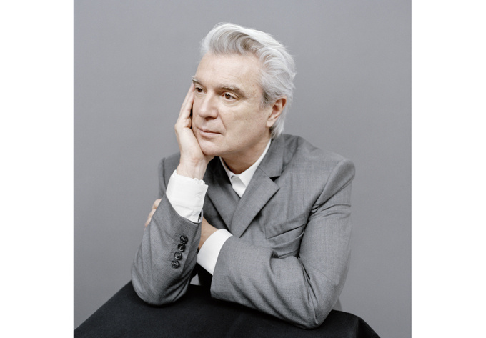 David Byrne - September 12, 2018, Montreal