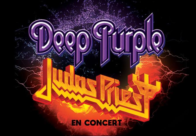 Deep Purple & Judas Priest - 29 août 2018, Montréal