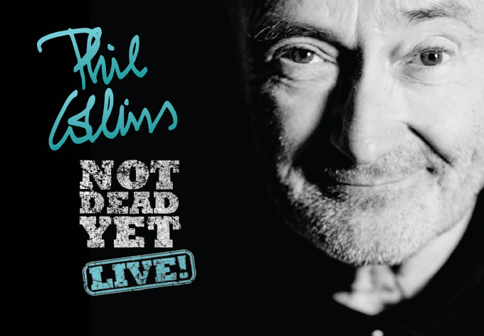 Phil Collins - October 16, 2018, Montreal