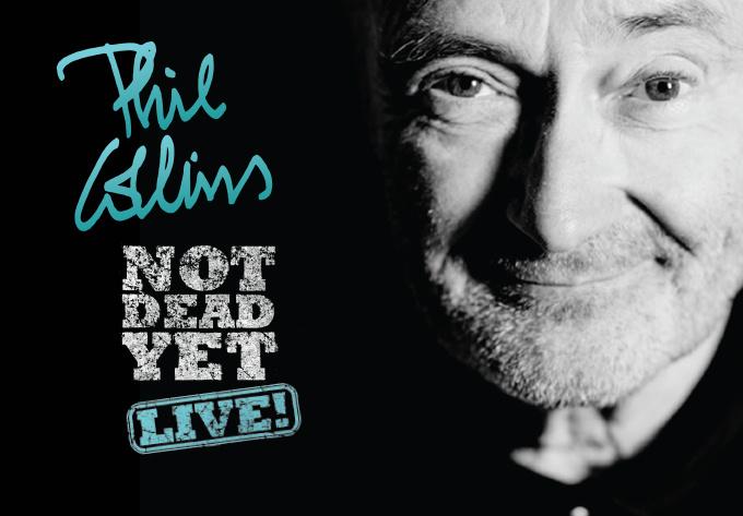 Phil Collins - 16 octobre 2018, Montréal