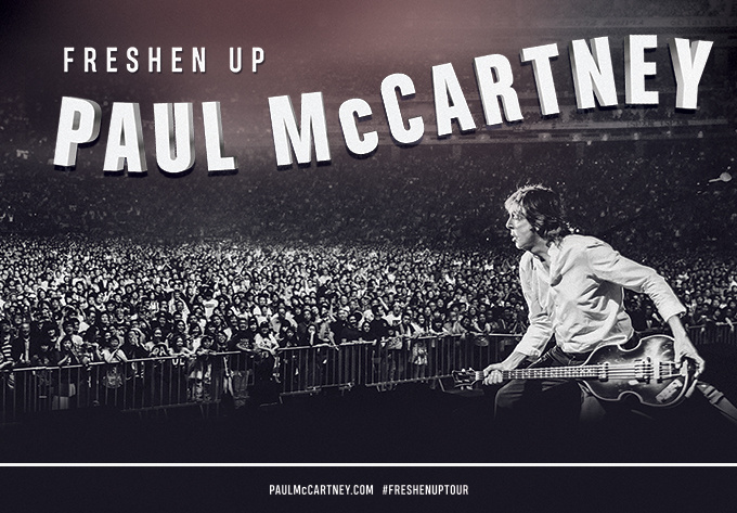 Paul McCartney - 20 septembre 2018, Montréal