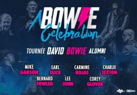 A Bowie Celebration : The David Bowie Alumni Tour