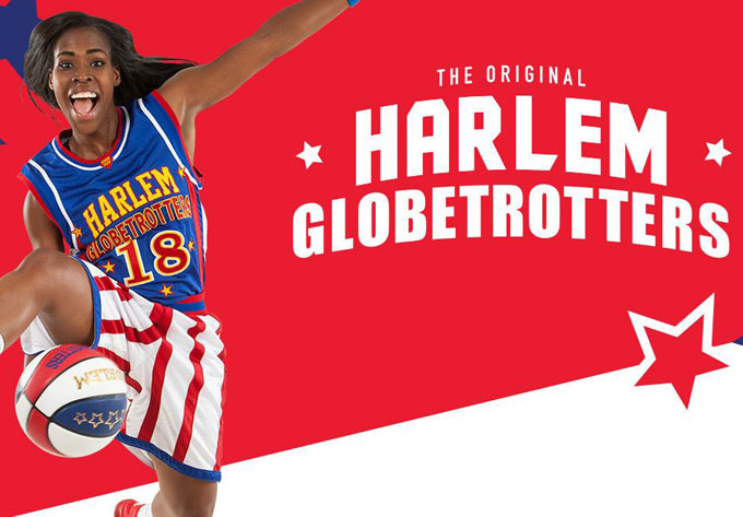 Harlem Globetrotters - March 29, 2019, Montreal