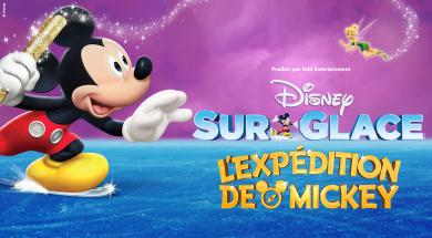 DISNEY SUR GLACE ! présente L'expédition de Mickey
