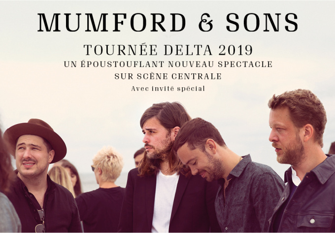 Mumford & Sons - 4 mars 2019, Montréal