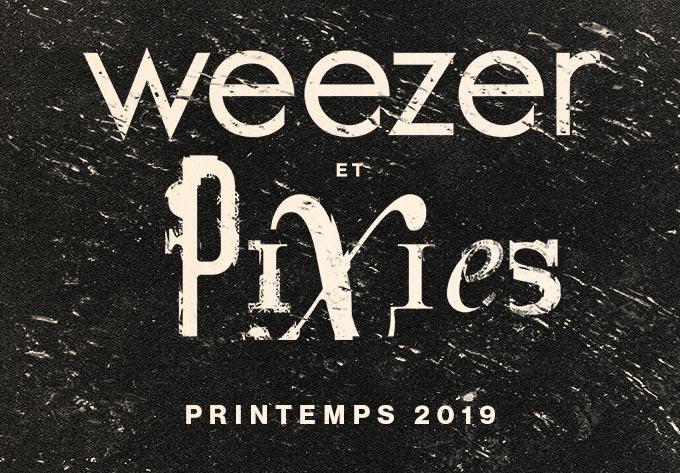 Weezer & Pixies  - March 13, 2019, Montreal