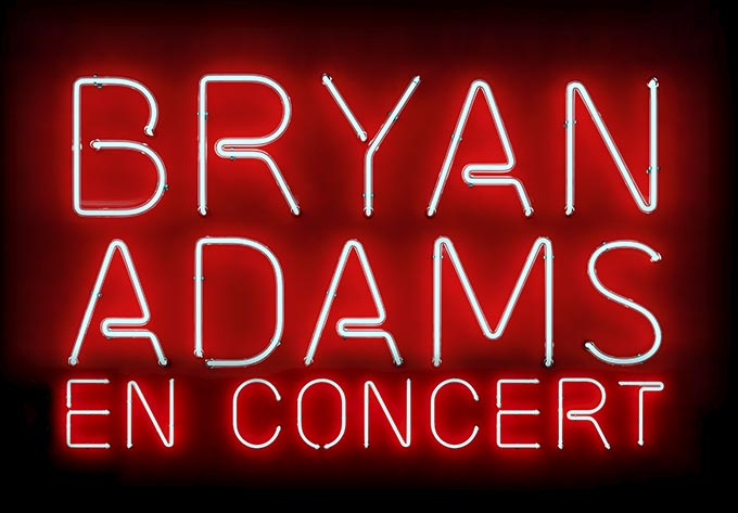 Bryan Adams In Concert - January 26, 2019, Montreal