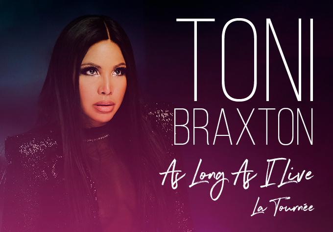 Toni Braxton - 17 février 2019, Montréal