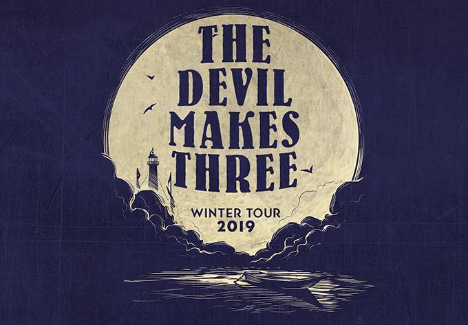 The Devil Makes Three - 8 février 2019, Montréal
