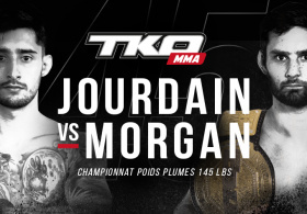 TKO45 : Jourdain vs Morgan