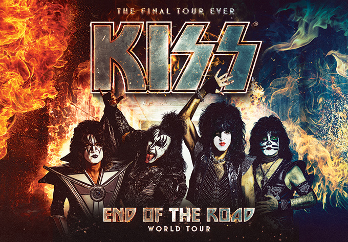KISS - March 19, 2019, Montreal