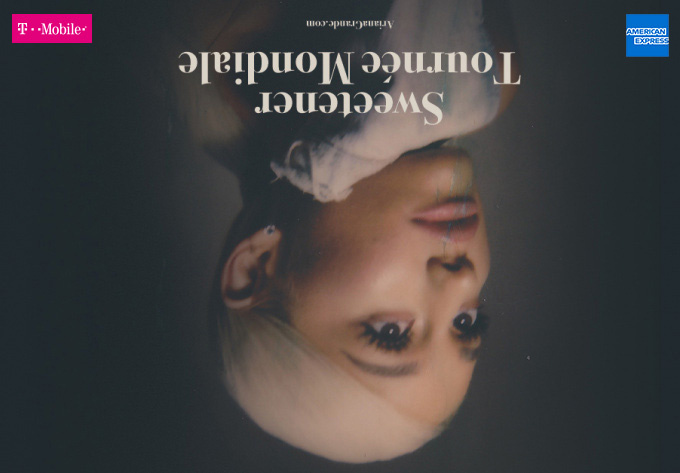 Ariana Grande - April  1, 2019, Montreal