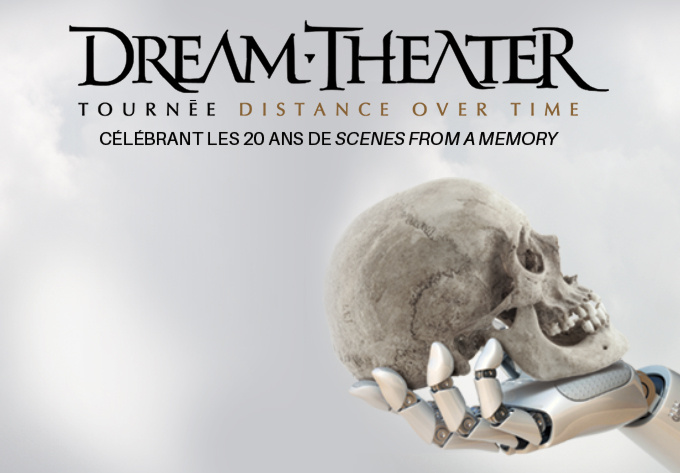 Dream Theater - April  5, 2019, Montreal