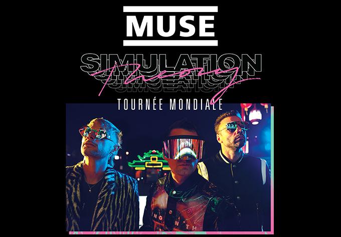 Muse - 30 mars 2019, Montréal
