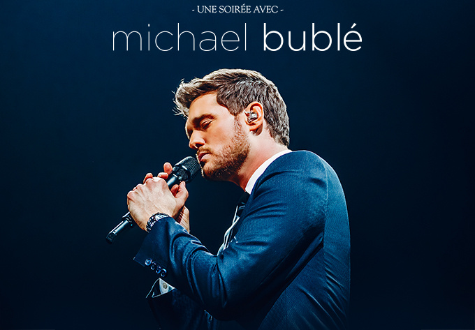 Michael Bublé - August  1, 2019, Montreal