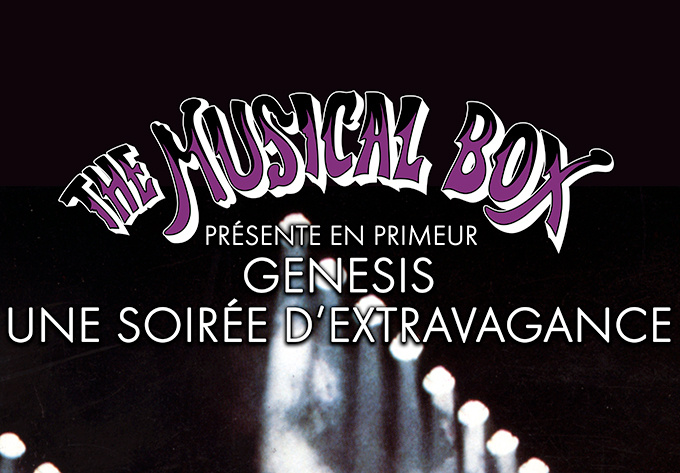 The Musical Box - 18 mai 2019, Montréal
