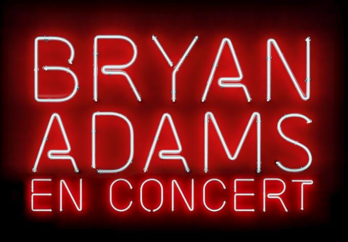 Bryan Adams En Concert - 25 janvier 2019, Québec