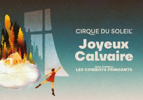 Cirque du Soleil - Les Cowboys Fringants