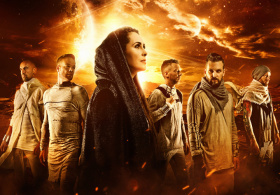 Within Temptation + In Flames