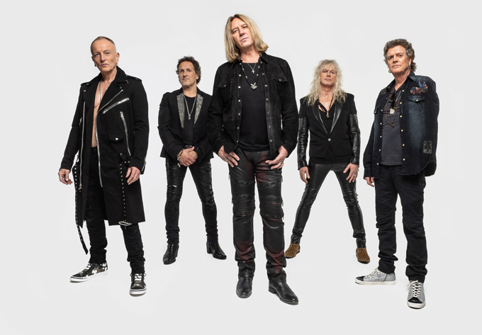 Def Leppard - July 17, 2019, Montreal