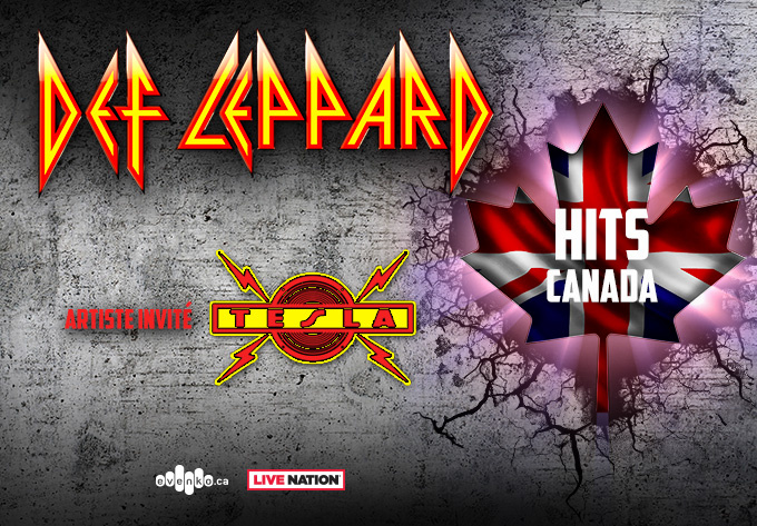 Def Leppard - July 12, 2019, Halifax