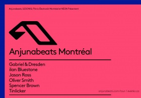 Anjunabeats: North American Tour 2019