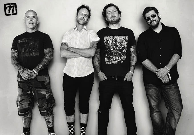The Bouncing Souls' 30-Year Anniversary Tour - August  9, 2019, Montreal