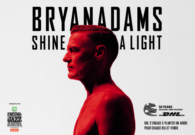 Bryan Adams - 2 juillet 2019, Montréal