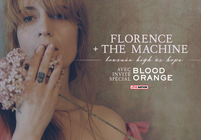 Florence and The Machine - May 28, 2019, Montreal