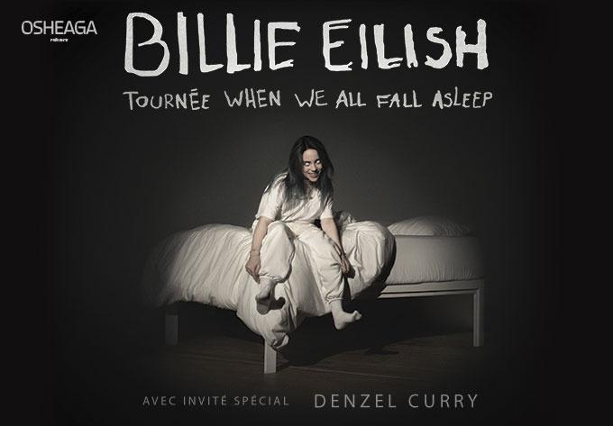 Billie Eilish - June 12, 2019, Laval