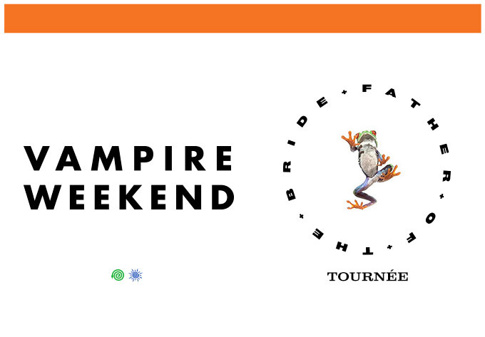 Vampire Weekend - September  8, 2019, Montreal