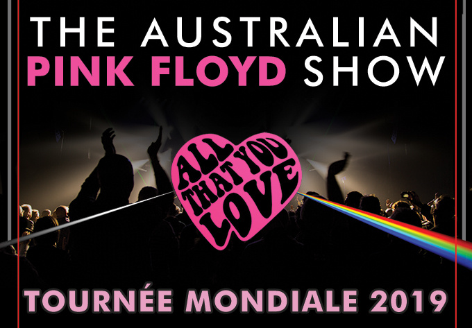 The Australian Pink Floyd Show - October 11, 2019, Montreal