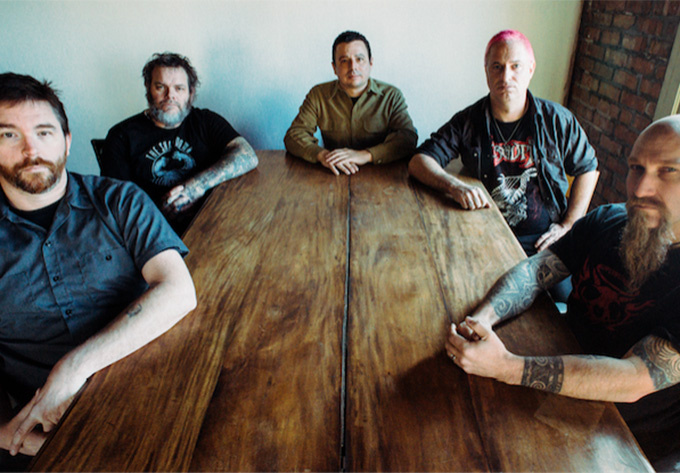Neurosis - August 14, 2019, Montreal