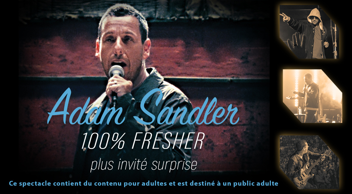 Adam Sandler (in English)