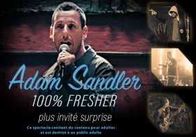 Adam Sandler (in English)