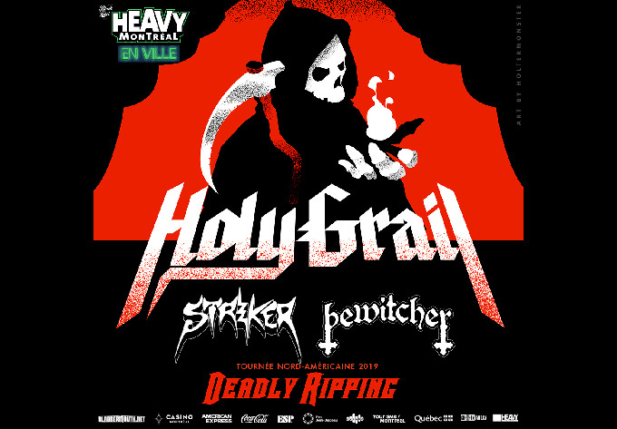 Holy Grail - July 26, 2019, Montreal