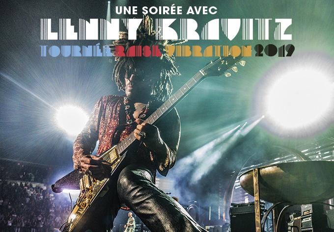 Lenny Kravitz - August 30, 2019, Montreal