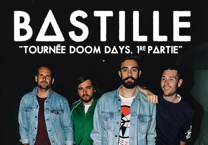 Bastille - September 18, 2019, Montreal