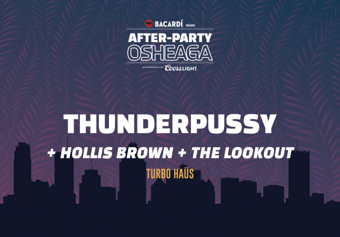 Thunderpussy - August  4, 2019, Montreal