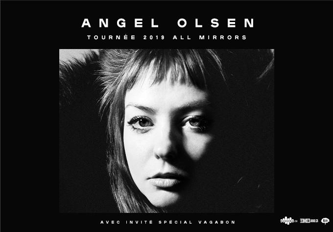 Angel Olsen - November 18, 2019, Montreal