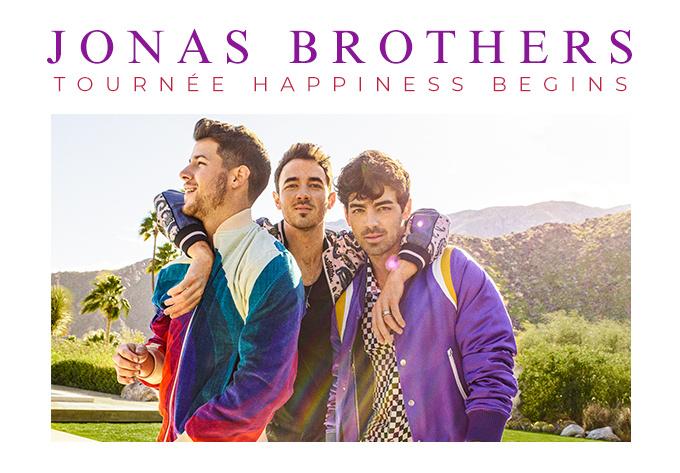 Jonas Brothers - November 27, 2019, Montreal