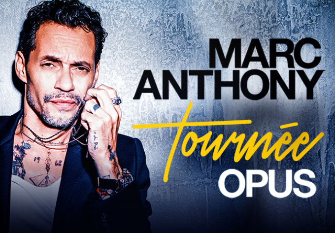 Marc Anthony - November 11, 2019, Montreal