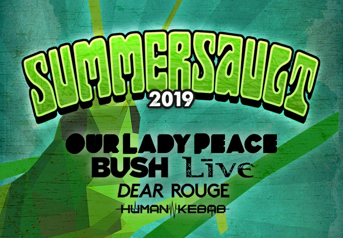 Summersault 2019 - September 12, 2019, Montreal