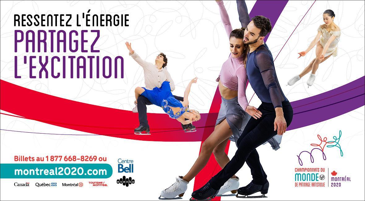 ISU World Figure Skating Championships® 2020