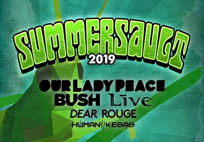 Summersault 2019 - September 10, 2019, Moncton