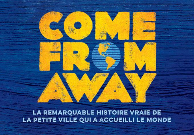 Come From Away - 1 décembre 2019, Montréal