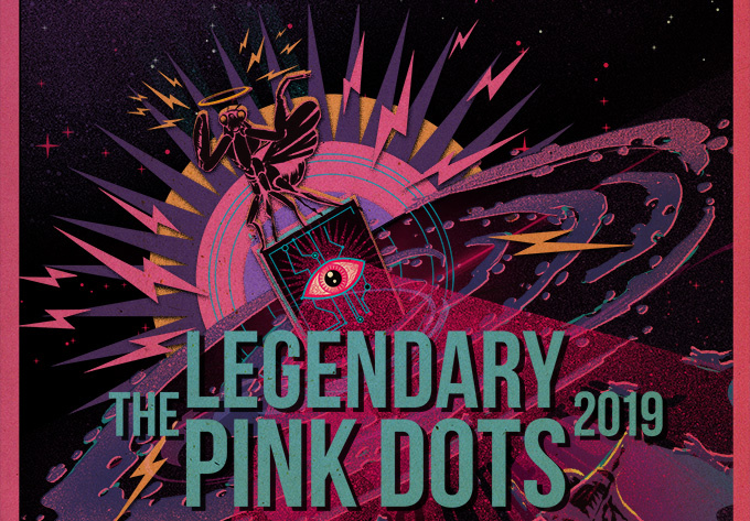 The Legendary Pink Dots - October  8, 2019, Montreal